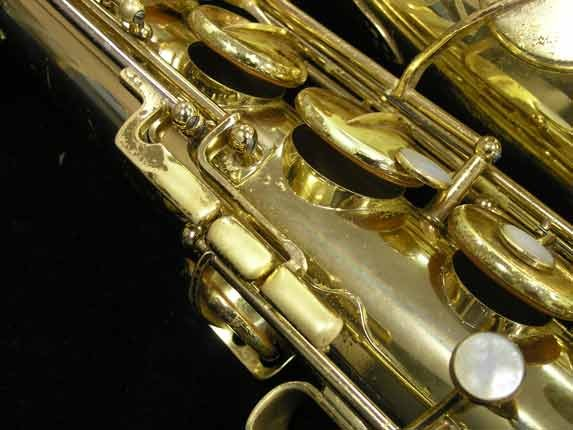 Selmer Lacquer Mark VI Tenor - 133726 - Photo # 15