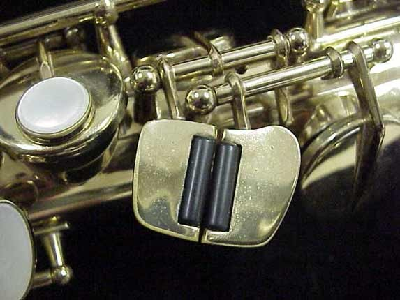 Selmer Lacquer Super Action 80 Soprano - 356503 - Photo # 4
