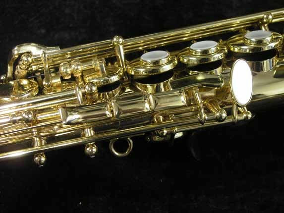 Selmer Lacquer Super Action 80 serie II Soprano - 441243 - Photo # 11