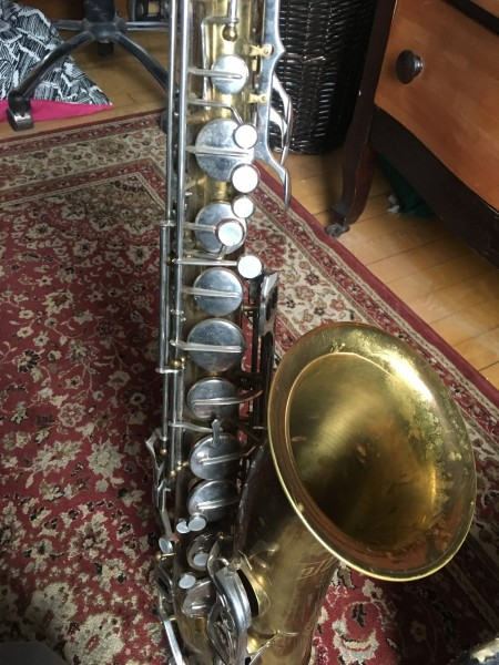 Help identifying a tenor saxophone? | Forums | Saxophone org