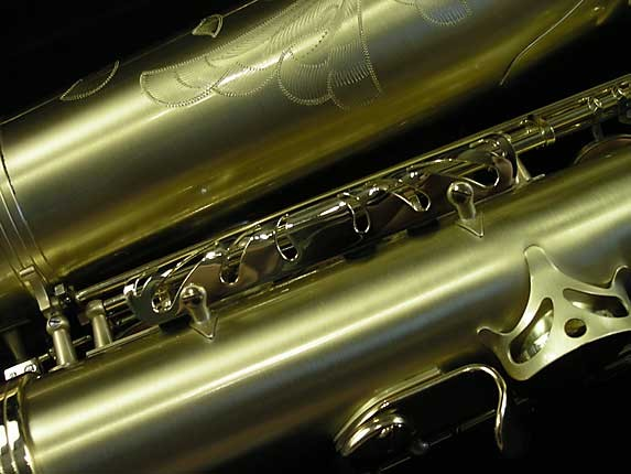Selmer Matte Super Action 80 serie III Tenor - 627600 - Photo # 16