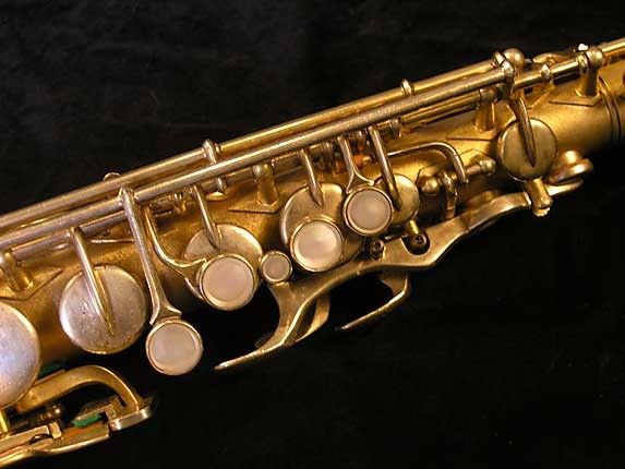 Buescher Gold Plate Aristocrat Series I Alto - 273489 - Photo # 7