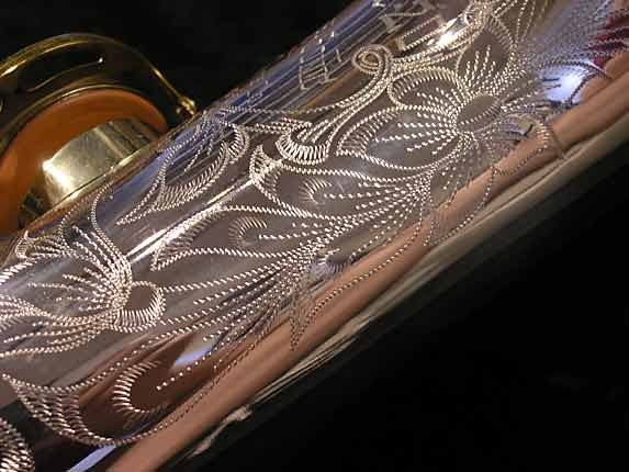 King Silver-Sonic Super 20 Tenor - 379622 - Photo # 14