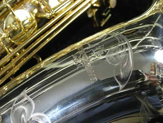 Yanagisawa Sterling Silver T-9937 Tenor - 00249330 - Photo # 12