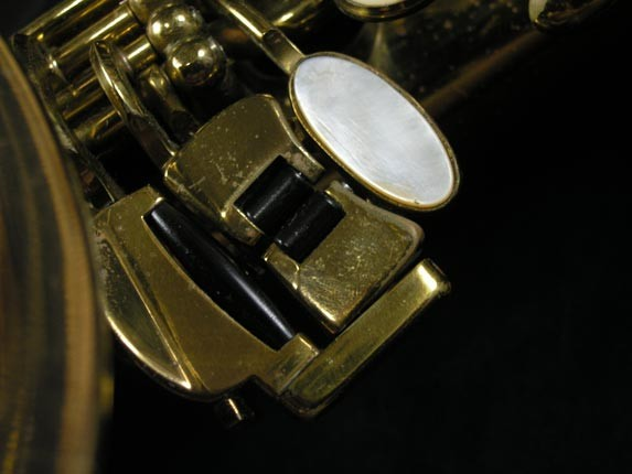 Selmer Lacquer Mark VI Alto - 90190 - Photo # 9