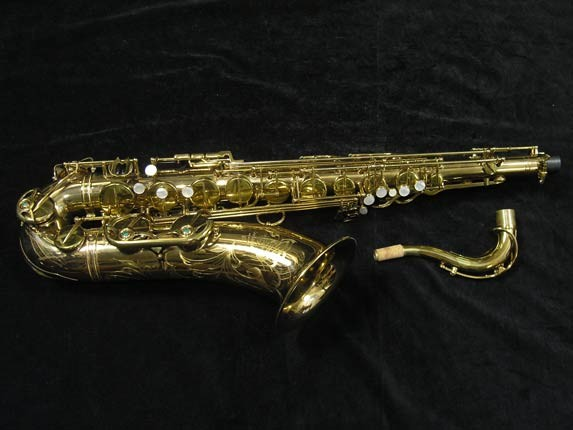 Selmer Lacquer Mark VI Tenor - 143923 - Photo # 1