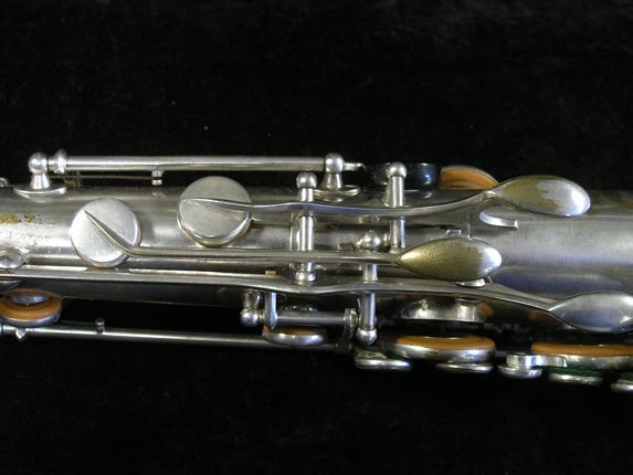 Selmer Silver Plate Mark VI Tenor - 102079 - Photo # 8