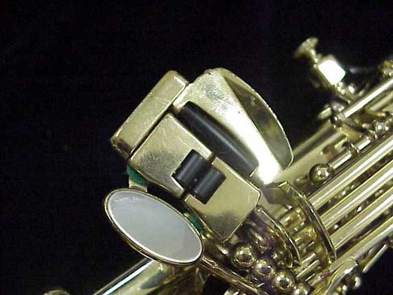 Selmer Lacquer Super Action 80 Soprano - 356503 - Photo # 5