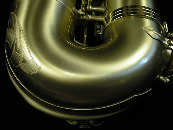 Selmer Matte Super Action 80 serie III Tenor - 627600 - Photo # 17