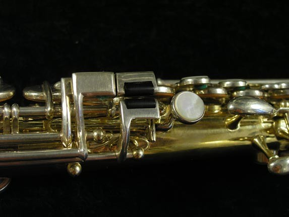 Buescher Gold Plate True Tone Tone Soprano - 194935 - Photo # 9