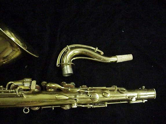 Conn Lacquer Transitional Tenor - 244587 - Photo # 5