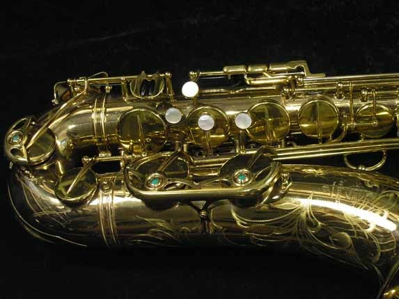 Selmer Lacquer Mark VI Tenor - 143923 - Photo # 2
