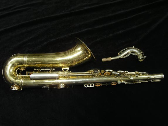 King Gold Plate Zephyr Tenor - 281276 - Photo # 4