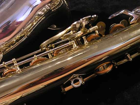 King Silver-Sonic Super 20 Tenor - 379622 - Photo # 16