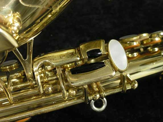 Yanagisawa Lacquer 901 Curved Soprano - 00217332 - Photo # 4