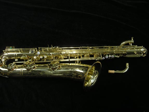 Keilwerth Lacquer SX-90 Baritone - 115226 - Photo # 1