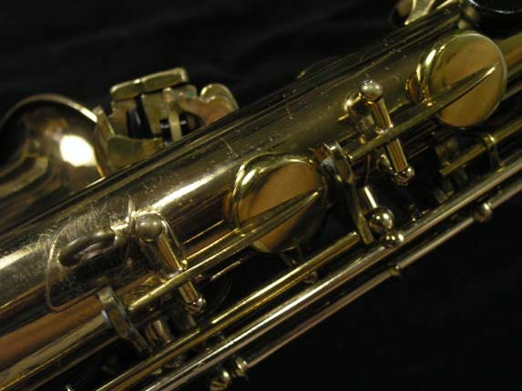 Selmer Lacquer Mark VI Alto - 90190 - Photo # 11