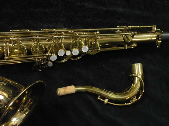 Selmer Lacquer Mark VI Tenor - 143923 - Photo # 3
