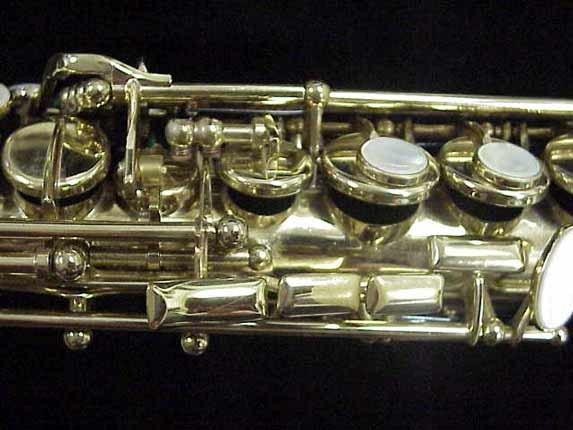 Selmer Lacquer Super Action 80 Soprano - 356503 - Photo # 7