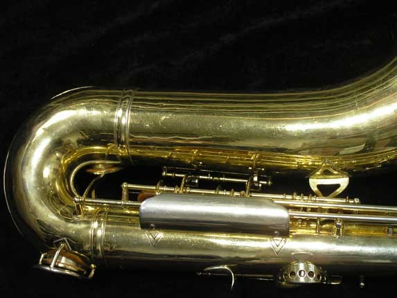 King Gold Plate Zephyr Tenor - 281276 - Photo # 5