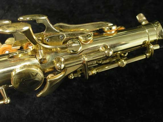 Yanagisawa Lacquer 901 Curved Soprano - 00217332 - Photo # 5