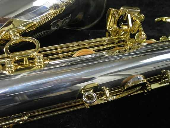 Yanagisawa Sterling Silver T-9937 Tenor - 00249330 - Photo # 15
