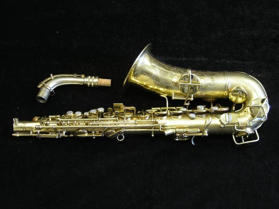 Conn Gold Plate Transitional Alto - 235770 - Photo # 1