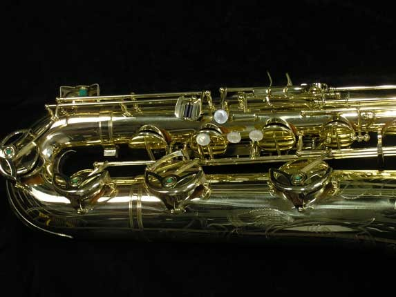 Keilwerth Lacquer SX-90 Baritone - 115226 - Photo # 2