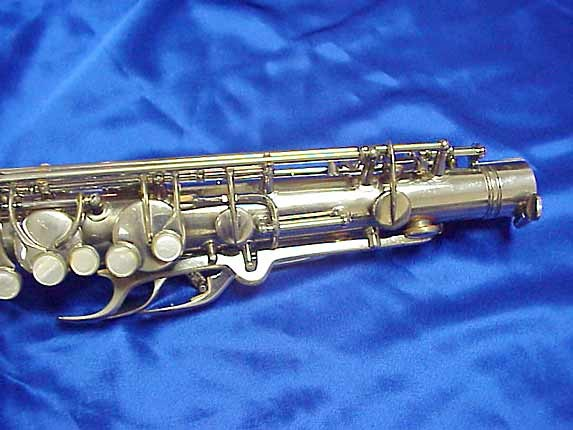 Conn Nickel Plate 10M Tenor - 279795 - Photo # 5