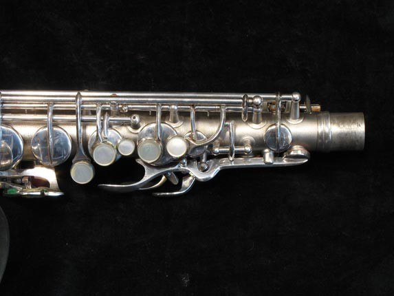 Conn Silver Plate Transitional 6M Alto - 250669 - Photo # 3