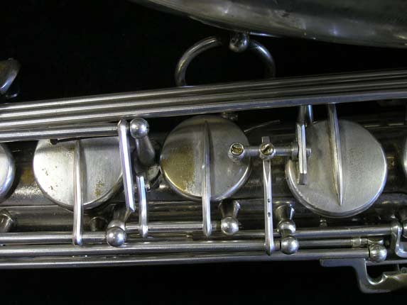 Selmer Silver Plate Mark VI Tenor - 102079 - Photo # 11
