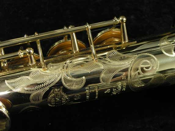 Selmer Lacquer Super Action 80 serie II Soprano - 441243 - Photo # 15