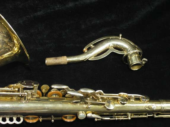 King Gold Plate Zephyr Tenor - 281276 - Photo # 6