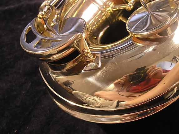 King Silver-Sonic Super 20 Tenor - 379622 - Photo # 18