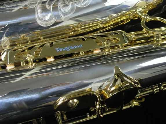 Yanagisawa Sterling Silver T-9937 Tenor - 00249330 - Photo # 16