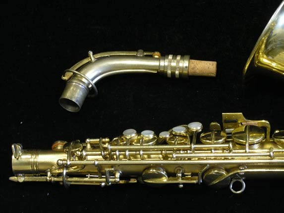 Conn Gold Plate Transitional Alto - 235770 - Photo # 2