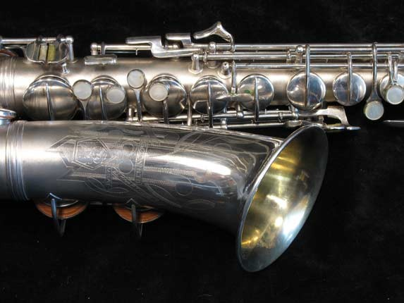 Conn Silver Plate Transitional 6M Alto - 250669 - Photo # 4