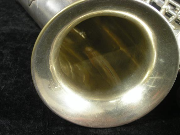 Selmer Matte Silver Plate Balanced Action Alto - 26987 - Photo # 13