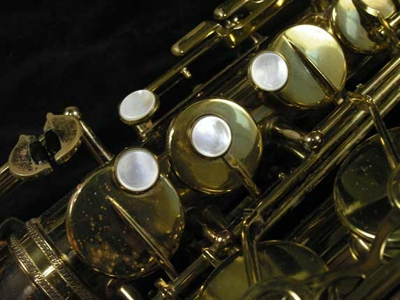Selmer Lacquer Mark VI Alto - 90190 - Photo # 13