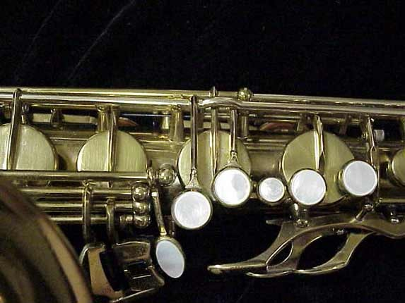 Selmer Lacquer Mark VI Tenor - 101021 - Photo # 25