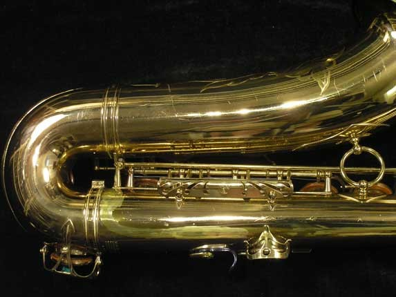 Selmer Lacquer Mark VI Tenor - 143923 - Photo # 5