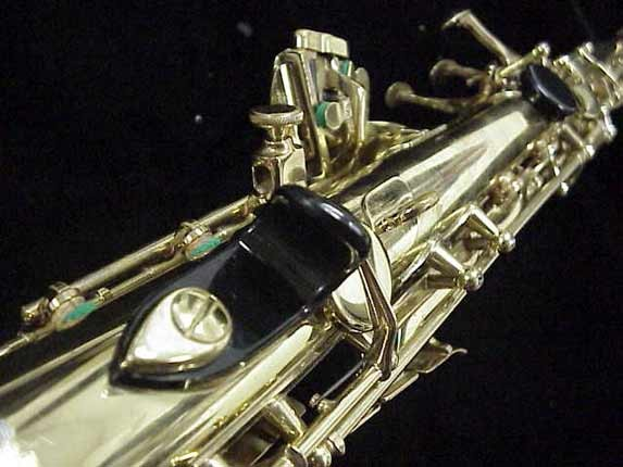 Selmer Lacquer Super Action 80 Soprano - 356503 - Photo # 9