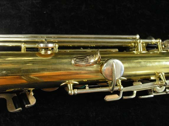 Buescher Gold Plate True Tone Tone Soprano - 194935 - Photo # 13