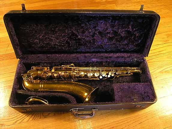 Buescher Lacquer Aristocrat Series I Tenor - 292649 - Photo # 19