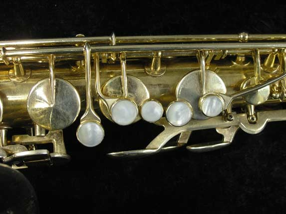 King Gold Plate Zephyr Tenor - 281276 - Photo # 7