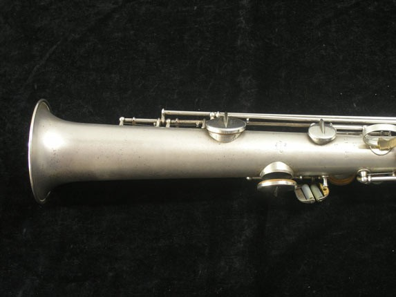 Holton Silver Plate Collegiate Soprano - 201886 - Photo # 5