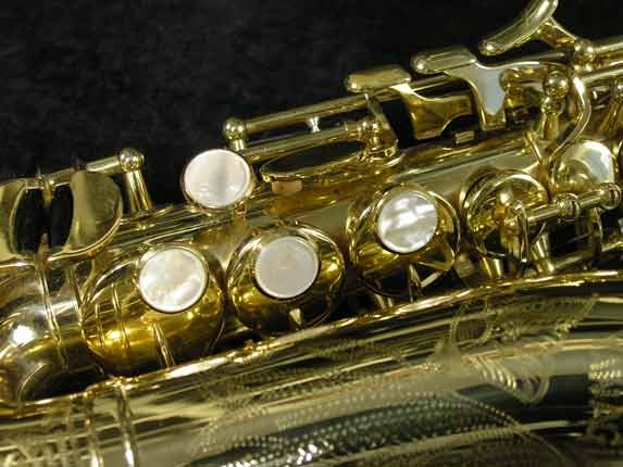Yanagisawa Lacquer 901 Curved Soprano - 00217332 - Photo # 7