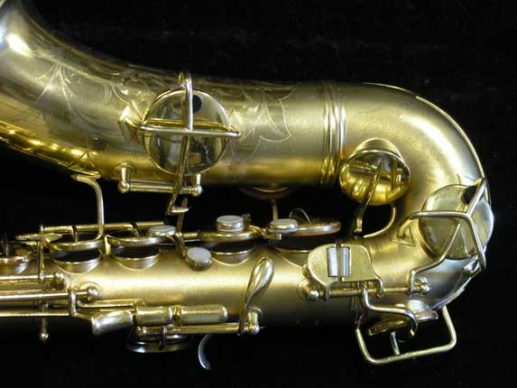 Conn Gold Plate Transitional Alto - 235770 - Photo # 3