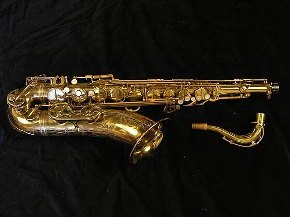 Selmer Lacquer Mark VI Tenor - 185530 - Photo # 1