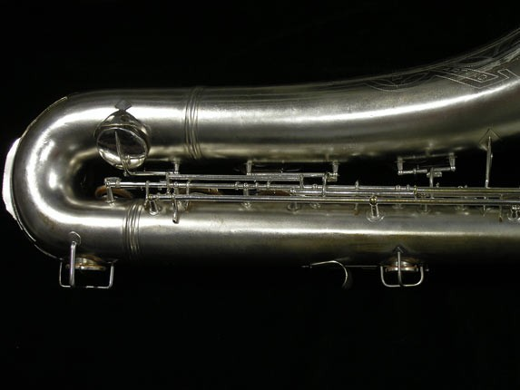 Conn Silver Plate 12M Baritone - 272488 - Photo # 5